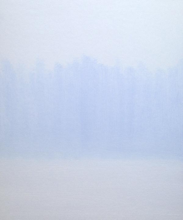Dave Hall, Calm (Yellowstone Winter)