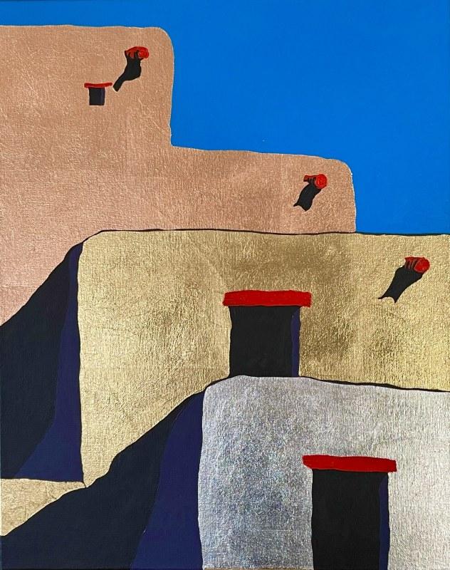 Alvin Gill Tapia, Pueblo Dreams