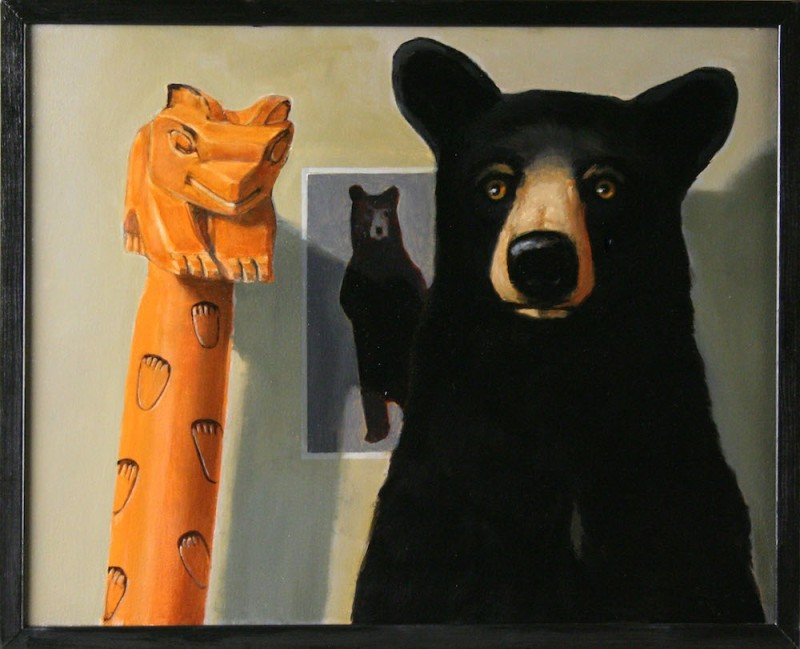 Robert McCauley, Bear x Three