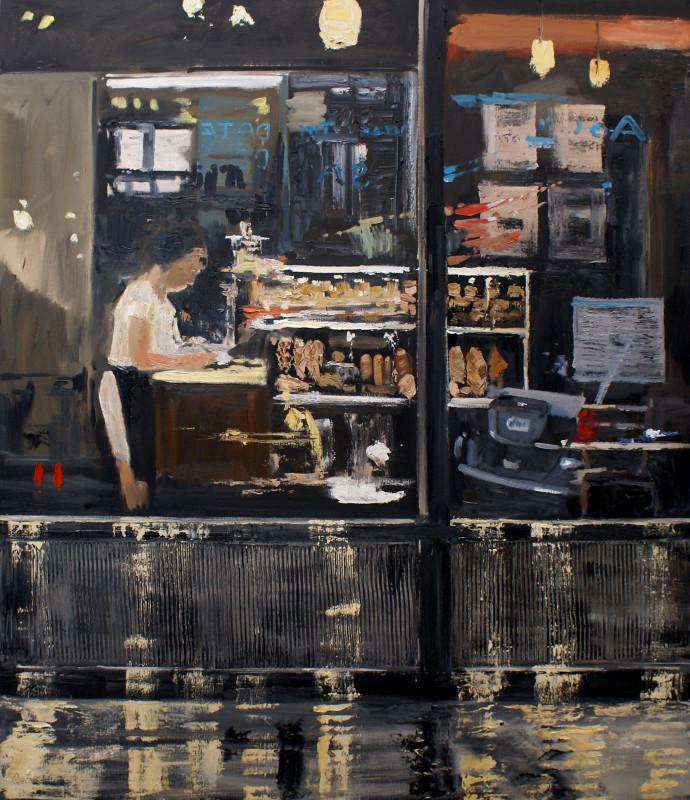 James Pringle Cook, Bakery- Data