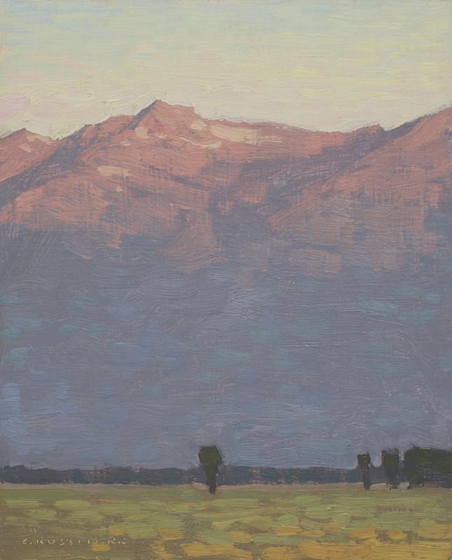 David Grossmann, Teton Valley Morning