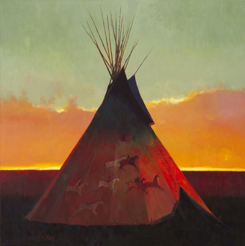 R. Tom Gilleon, Horse Theft