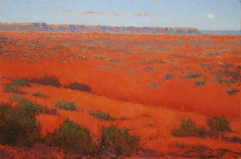 Gary Ernest Smith, Desert Red Earth