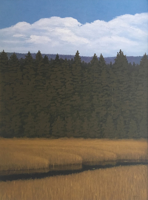 Dave Hall, Moving Water