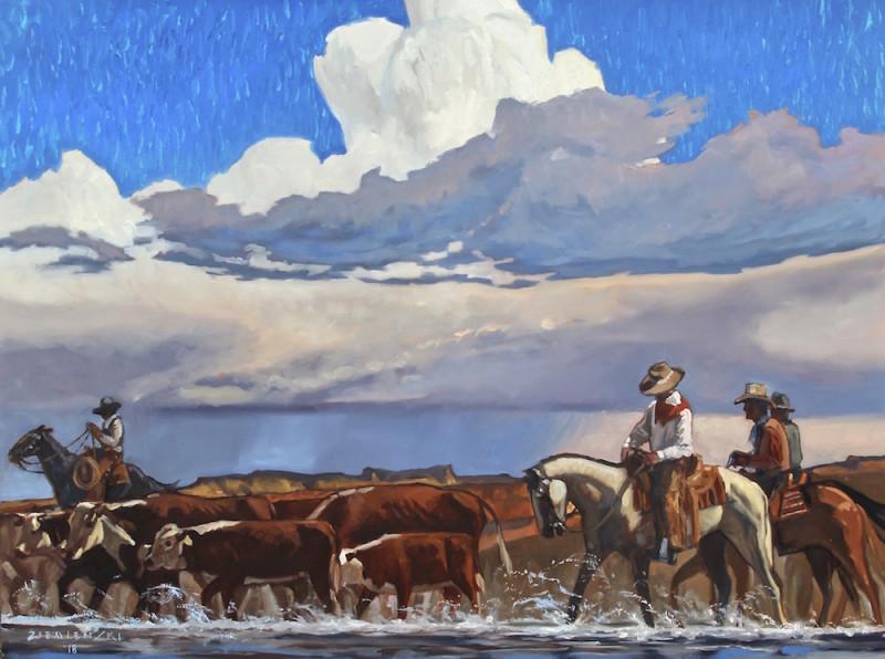 Dennis Ziemienski, Shallow Creek Crossing