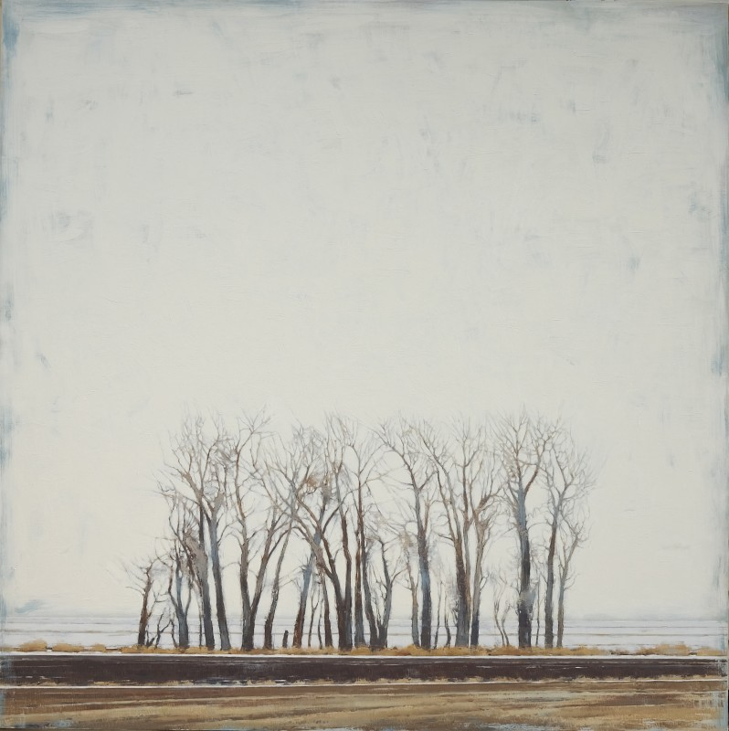 Jared Sanders, Land, Wood and Sky