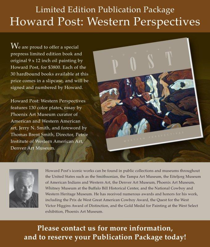 Howard Post, Howard Post: Western Perspective