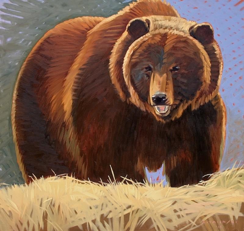 Dennis Ziemienski, Grizzly