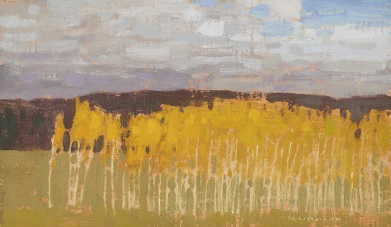 David Grossmann, Autumn Rhythms, Study