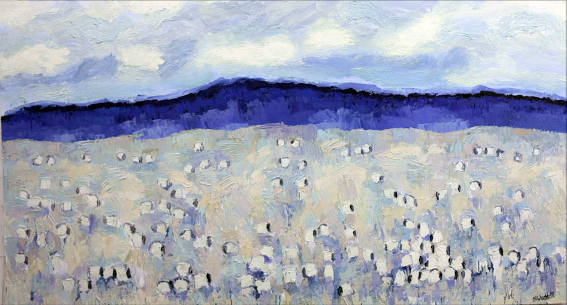 Theodore Waddell, Dillon Sheep #7