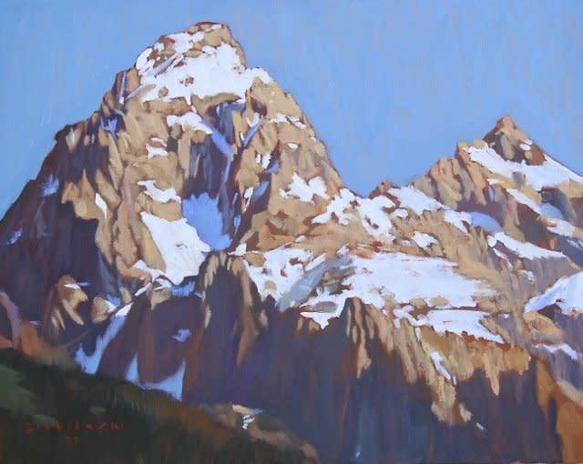 Dennis Ziemienski, Teton Tops