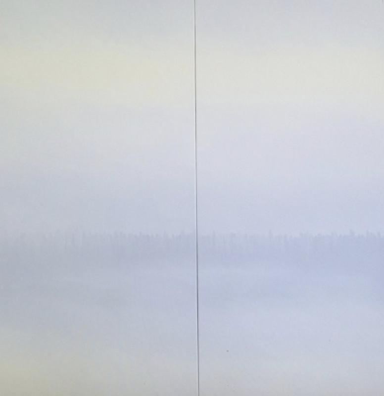 Dave Hall, Serenity (Diptych)