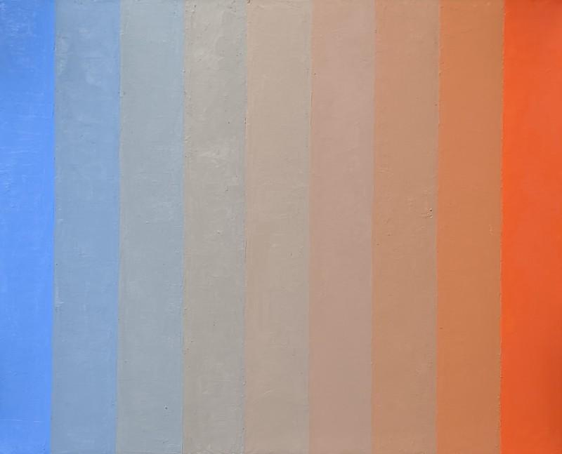 David Michael Slonim, Metamorphosis in Blue and Orange