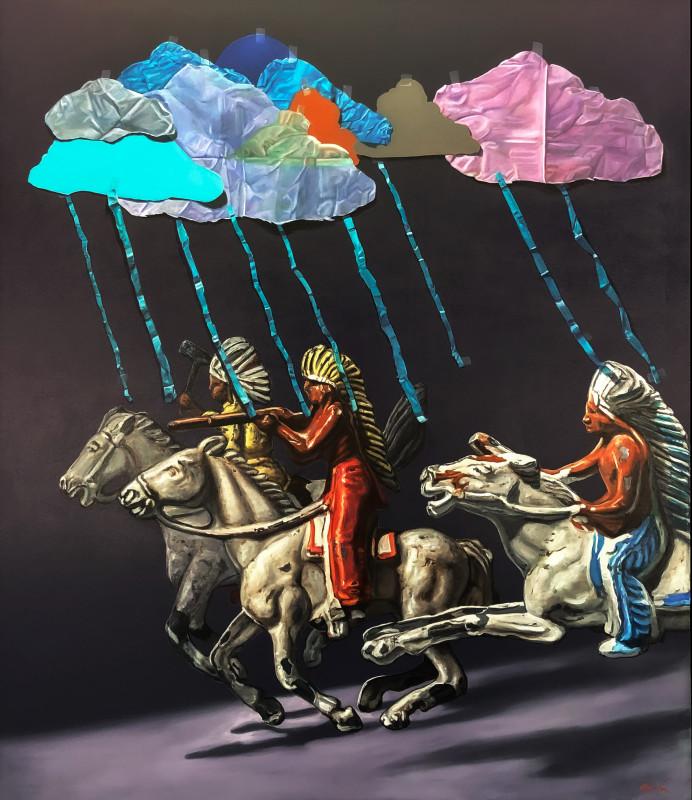 Bradford Overton, Who'll Stop the Rain