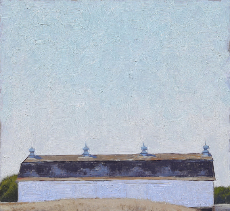 Jared Sanders, Roofline and Sky No. 4