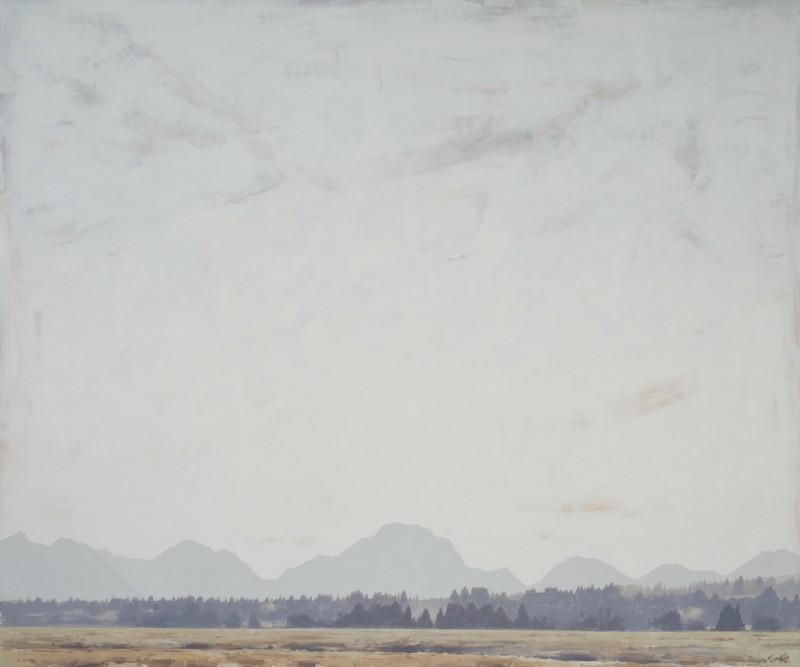 Jared Sanders, A Quiet Sky