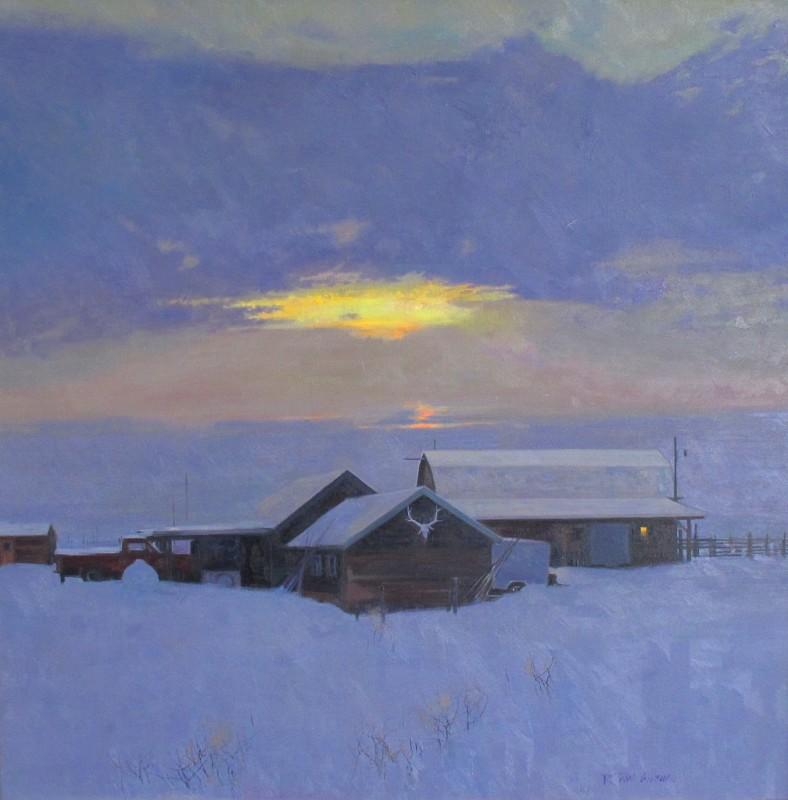 R. Tom Gilleon, January Ranch
