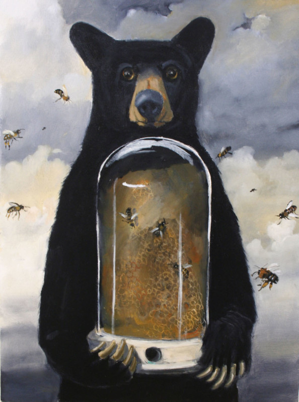 Robert McCauley, Bee Keeper