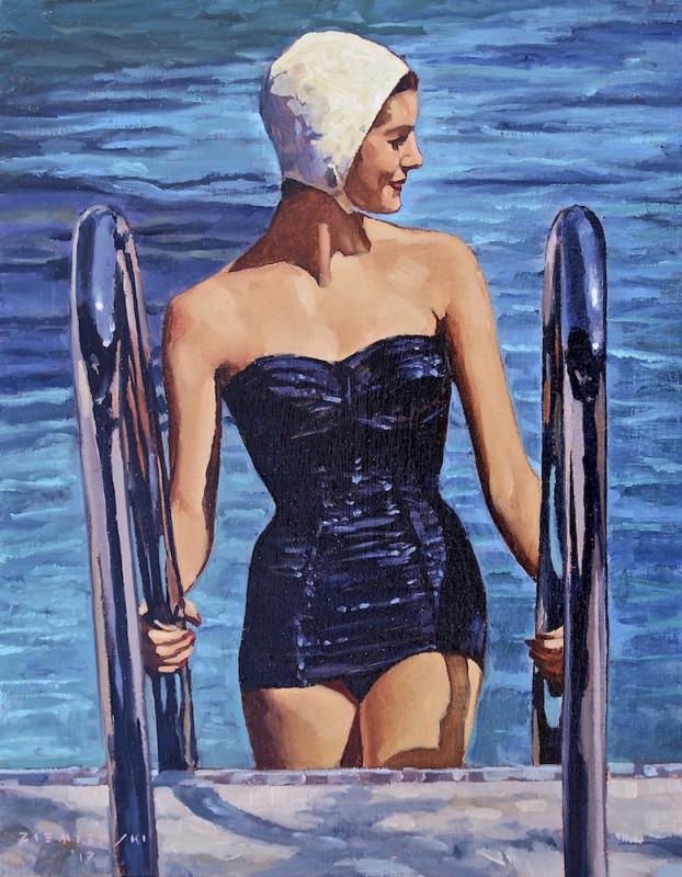 Dennis Ziemienski, The Pool Ladder