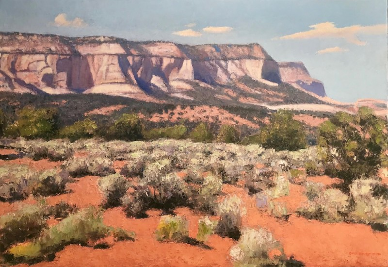 Gary Ernest Smith, Dixon Country, Coral Earth