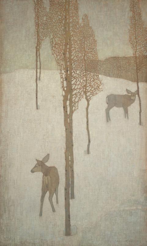 David Grossmann, Quiet Winter Morning
