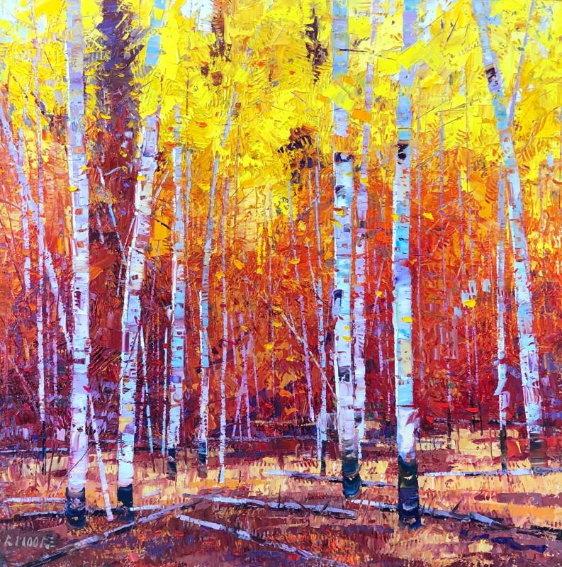 Robert Moore, Lines of Color