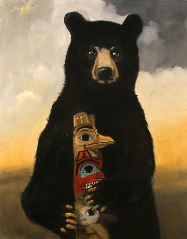 Robert McCauley - Gathering- Totem
