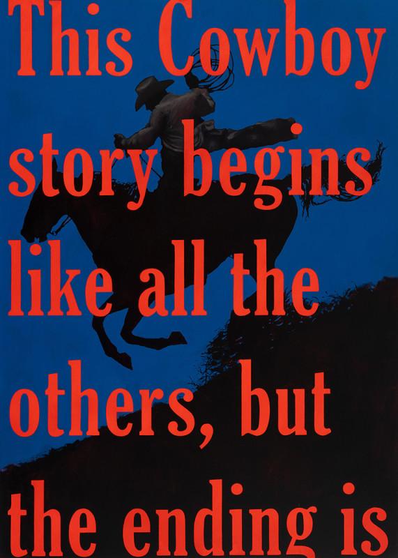 Geoffrey Gersten, Cowboy Story