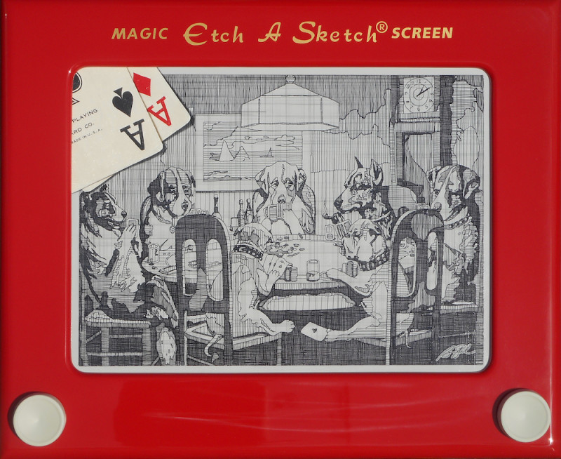Ben Steele, Sketchy Play