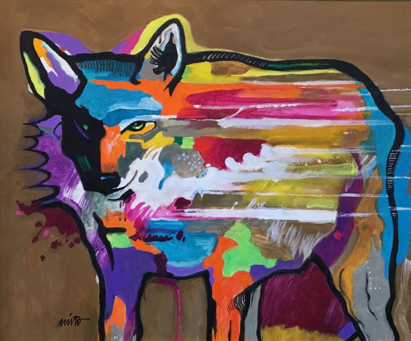 John Nieto, Coyote
