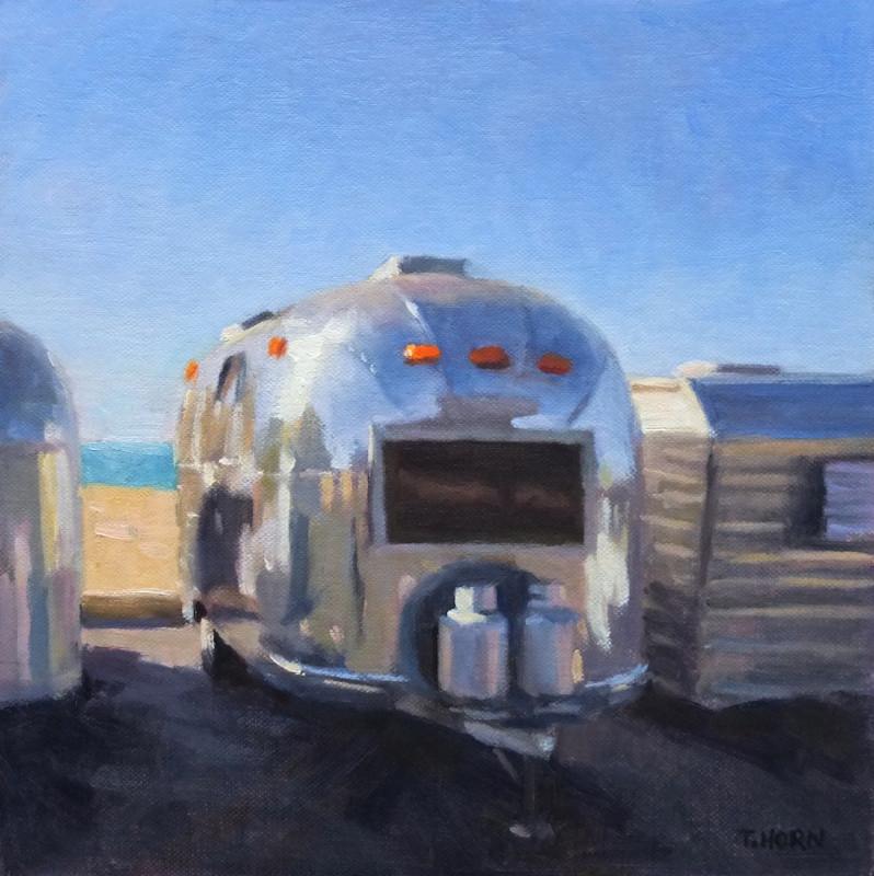 Timothy Horn, Nomad