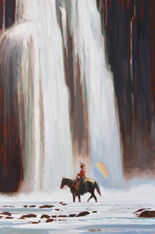 Dennis Ziemienski, Water Magic