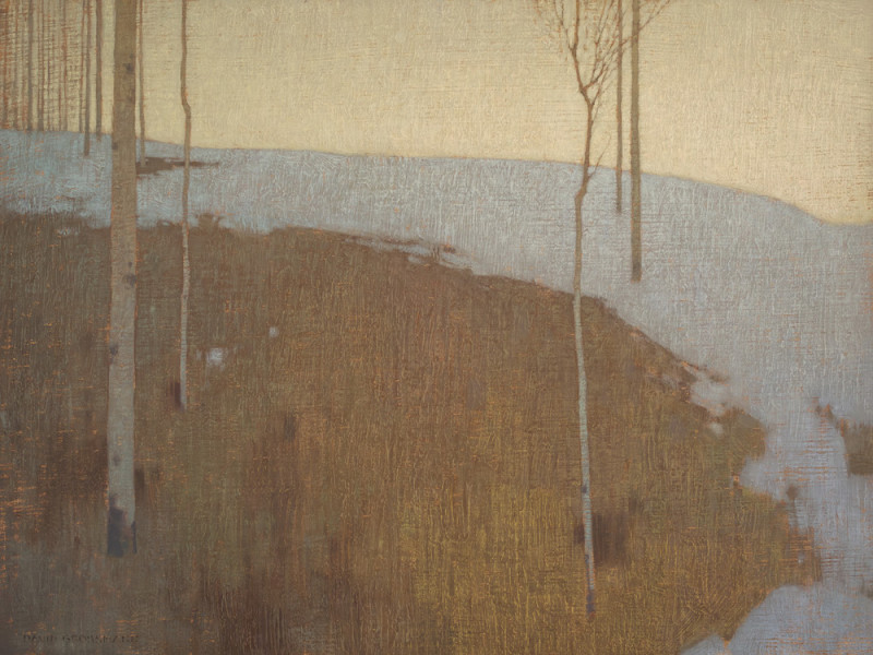David Grossmann, Silent Winter Forest