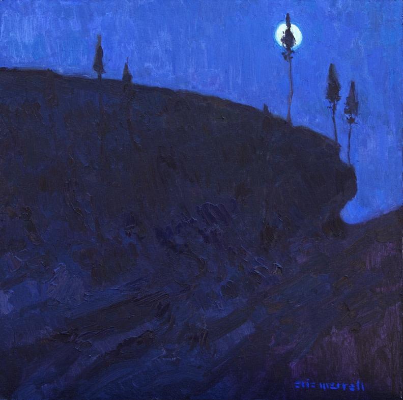 Eric Merrell, The Moon Stirred