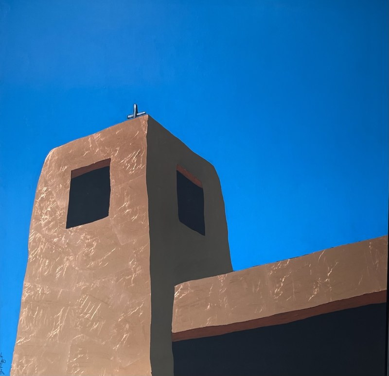 Alvin Gill Tapia, Cristo Ray Bell Tower