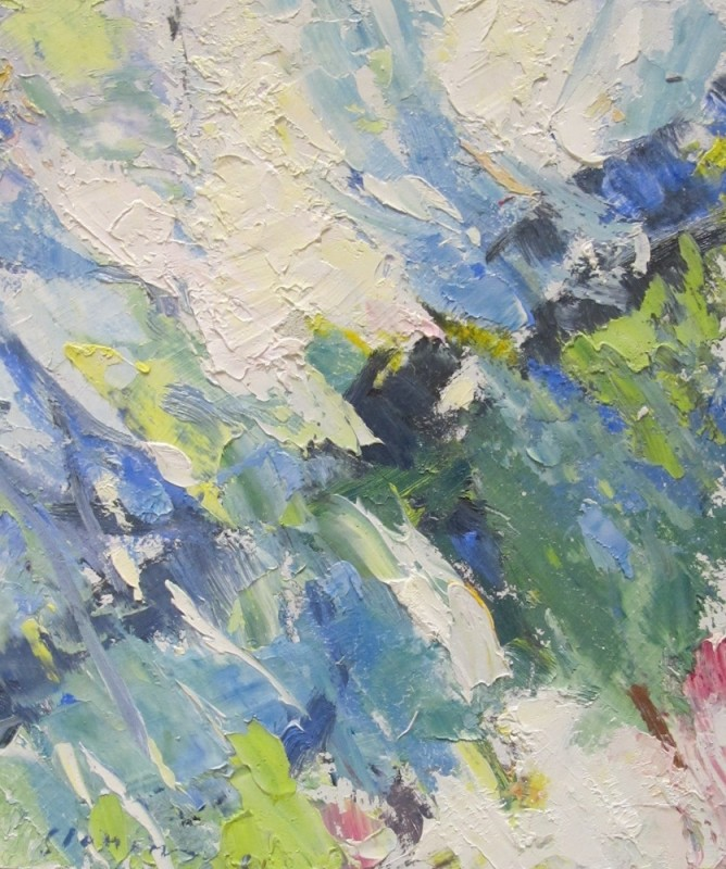 David Michael Slonim, Woodlands No. 66