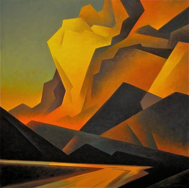 Ed Mell, Golden Cloud Bank