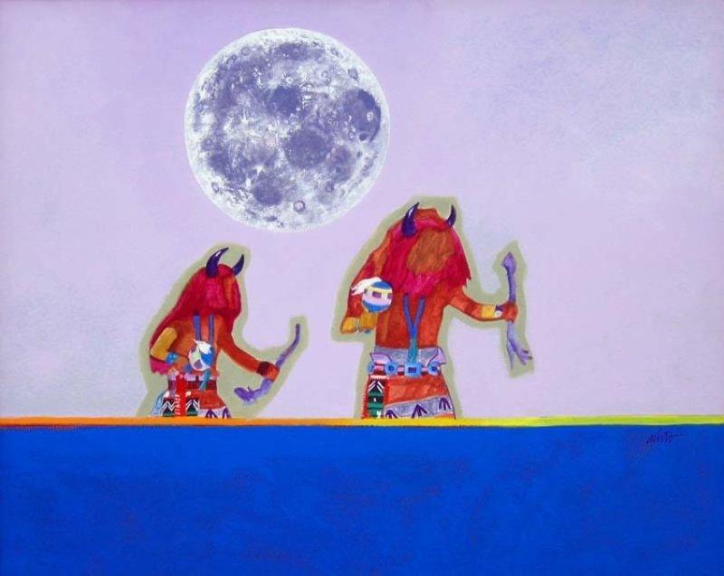 John Nieto, Buffalo Dancers - Cosmic Dance