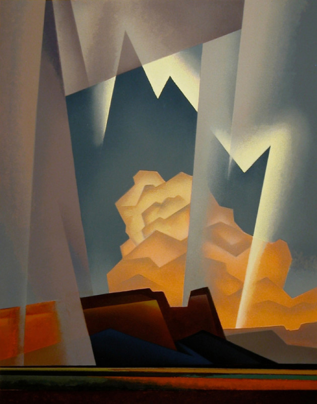 Ed Mell, Single Strike, 2013