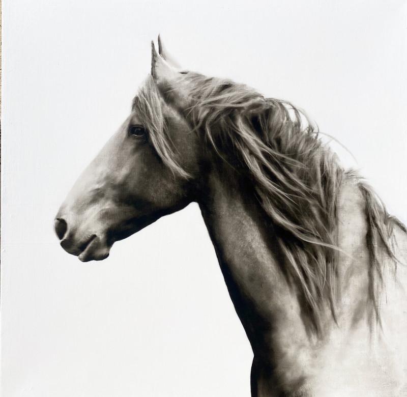 Kenneth Peloke, Untitled - Horse