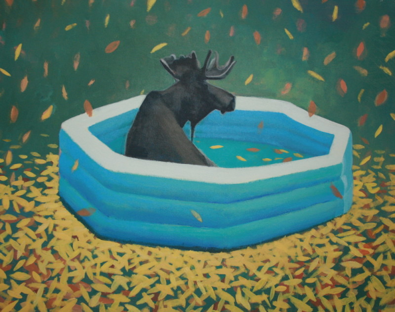 Travis Walker, Fall Pool Party