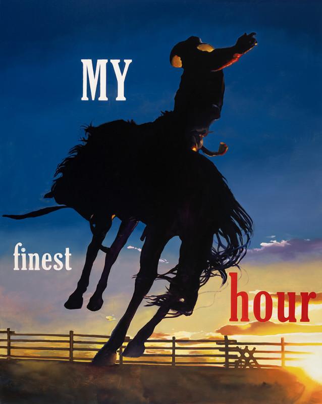 Geoffrey Gersten, My Finest Hour
