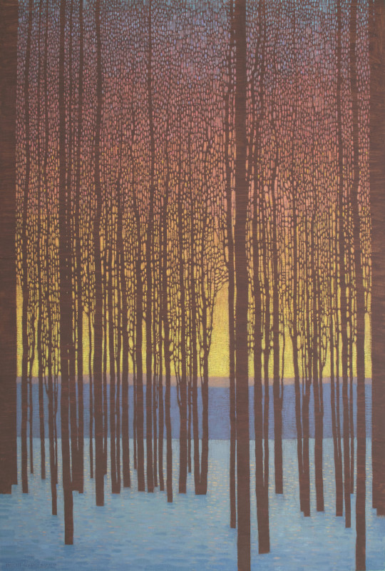 David Grossmann, Stained Glass Sky
