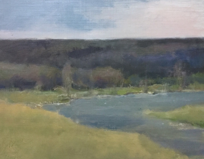 James Bason, Smith River Bend