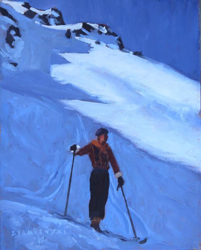 Dennis Ziemienski, The Last Run