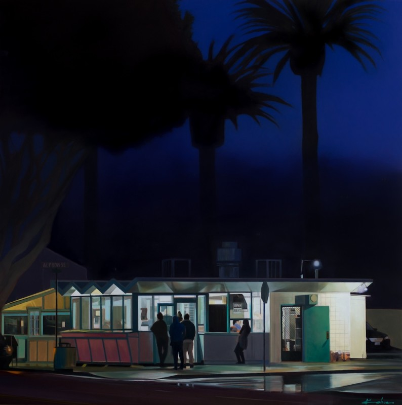 Kevin Kehoe, La Taqueria