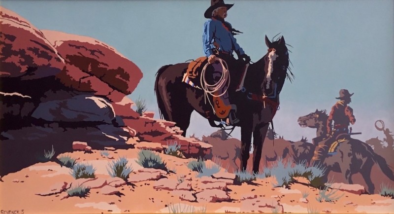 Billy Schenck, Henry's Horses, Maybe