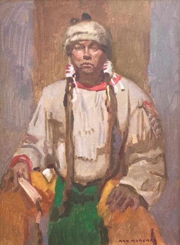 Ray Roberts, Apache
