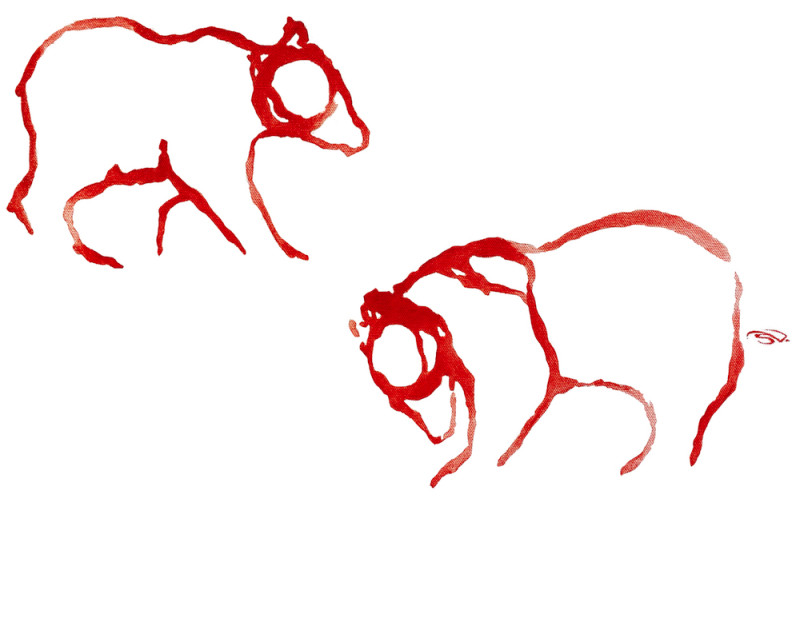 Red Horses by September Vhay, RB 25