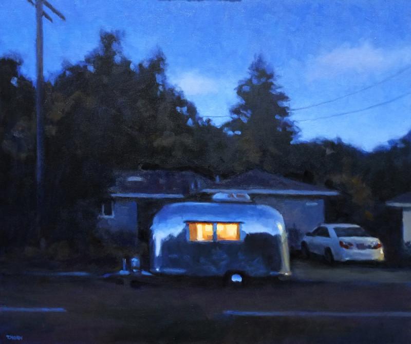 Timothy Horn, Overnight